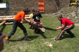 XX Concurs de Tallar Troncs de Vallfogona de Ripollès