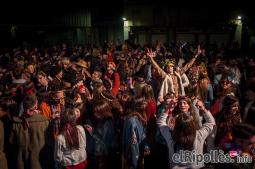 El resum del 2014 al Ripollès, en imatges Ruta Hippie de Ripoll. Foto: Rastres Fotografia