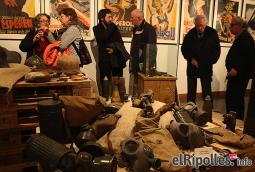El resum del 2014 al Ripollès, en imatges Inauguració de l'exposició de 75 anys de la fi de la Guerra Civil. Foto: Arnau Urgell