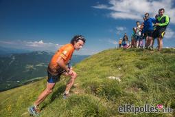 El resum del 2014 al Ripollès, en imatges Dani Ballesteros, guanyador del Campionat de Curses de Muntanya del Ripollès. Foto: Josep Maria Montaner