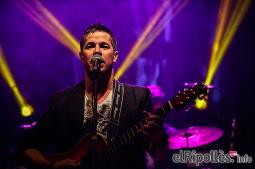 El resum del 2014 al Ripollès, en imatges La Carta Esfèrica, en concert al Quimera Records Festival. Foto: Eudald Rota