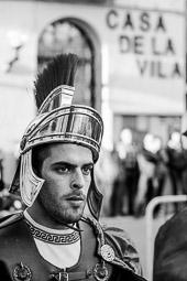 Desfilada dels armats a Campdevànol, 2015