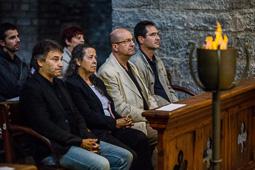 La Flama del Canigó a Ripoll, 2015
