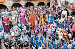 Festa Major de Sant Joan de les Abadesses