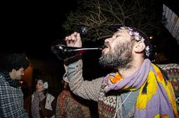 Ruta Hippie del Carnestoltes de Ripoll
