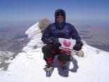 Els 7 cims d'Albert Bosch Cim de l'Elbrus