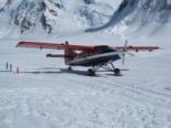 Els 7 cims d'Albert Bosch Avioneta per arribar al camp base del McKinley (Denali)