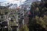 Vall de Núria: a punt per la temporada d'esquí Les cotes mitges i altes ja estan cobertes per neu natural.