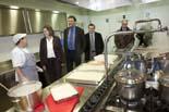 Inauguració reformes de la residència de Camprodon