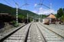Obres al tren a Toses i Planoles