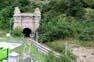 Obres al tren a Toses i Planoles Túnel de Toses