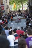 Sant Eudald: Baixada d'Andròmines Foto: Raül Duque