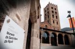 Inauguració del centre d'interpretació del Monestir de Ripoll