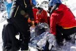 Curs de formació de rescats en alta muntanya