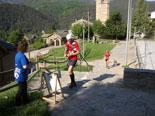 Ultratrail els Bastions de la Vall de Ribes Juan Miguel Cuenca i Manuel Díez, a Planoles. Foto: Roger Peñarroya