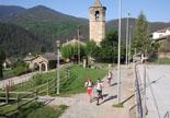 Ultratrail els Bastions de la Vall de Ribes Carles i Jordi Rossell a Planoles. Foto: Roger Peñarroya