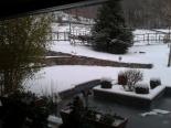 Nevada del 7 de febrer La nevadada a Planoles. Foto: Can Cruells