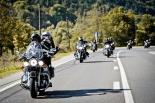 Trobada de Harley i motos custom: excursió