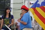 Rebuda de la Flama del Canigó a Campdevànol, 2010