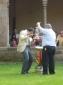 Rebuda de la Flama del Canigó a Sant Joan de les Abadesses, 2008