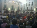 Festa Major de Sant Joan: fotos lectors La Bogeria a la plaça Major. Foto: Guifré Miquel