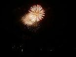 Festa Major de Sant Joan: fotos lectors Castell de focs. Foto: Josep Maria Cabanas