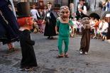 Festa Major de Sant Joan: gegants a la Plaça Major i animació infantil