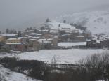 Nevada del 15-16 de febrer Campelles encara estava ben blanc aquest migdia. Foto: Lluís Rodríguez Sala