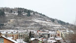 Enfarinada del 14 de febrer a la Vall de Camprodon Enfarinada a Camprodon. Foto: Valldecamprodontv.com