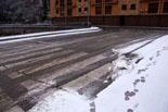 Nevada del 26 de gener Foto: Laia Deler