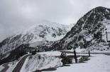 Nevada del 30 d'abril Vallter ben nevat. Foto: Marcel Urgell