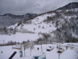 L'endemà de la gran nevada Vallfogona ben nevada. Foto: Ramon Oliver