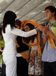 Festa Major de Campdevànol: pubilla i hereu