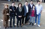 Presentació dels candidats d'ERC Ripollès
