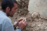Trobada de tombes medievals al Sunyer de Beget