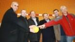 El 2009 al Ripollès, en 100 imatges Neix el Club d'Handbol Camprodon (Camprodon, 3 de febrer) Foto: Arnau Urgell
