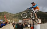 El 2009 al Ripollès, en 100 imatges La copa del món de bicitrial passa pel Ripollès (Ripoll, 10 d'abril) Foto: Arnau Urgell
