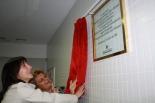 El 2009 al Ripollès, en 100 imatges La consellera Geli inaugura el nou CAP (Campdevànol, 30 d'abril) Foto: Arnau Urgell