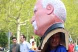 El 2009 al Ripollès, en 100 imatges El capgròs de Tomàs Raguer s'estrena per Festa Major (Ripoll, 9 de maig) Foto: Arnau Urgell