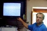 El 2009 al Ripollès, en 100 imatges L'apagada analògica no ha estat exempta de problemes (Feitús, Llanars, 29 de juny) Foto: Marc Riera/ACN