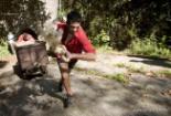 El 2009 al Ripollès, en 100 imatges El Miner de Ferro (Ogassa, 4 d'octubre) Foto: Adrià Costa