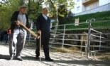 El 2009 al Ripollès, en 100 imatges Fira del Bestiar (Ribes de Freser, 10 d'octubre) Foto: Arnau Urgell
