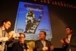 El 2009 al Ripollès, en 100 imatges Acte central de la campanya Salvem el Cinema (Ribes de Freser, 10 d'octubre) Foto: Arnau Urgell