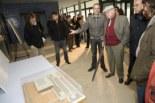 El 2009 al Ripollès, en 100 imatges El nou pavelló pren forma (Ripoll, 20 d'octubre) Foto: Adrià Costa