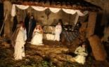 El 2009 al Ripollès, en 100 imatges Pessebre vivent (Campdevànol, 25 de desembre) Foto: Arnau Urgell