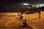 L'any 2010 en 100 imatges La nit del Papu a Núria. Foto: Toni Anguera