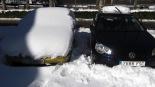 L'any 2010 en 100 imatges L'endemà de la gran nevada, a Ribes. Foto: Laia Deler