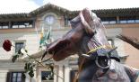 L'any 2010 en 100 imatges Trobada de dracs a Ripoll. Foto: Arnau Urgell