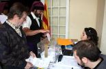 L'any 2010 en 100 imatges Consulta sobre la independència a Camprodon. Foto: Arnau Urgell