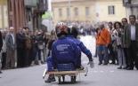 L'any 2010 en 100 imatges Baixada d'andròmines a la Festa Major de Sant Eudald. Foto: Adrià Costa